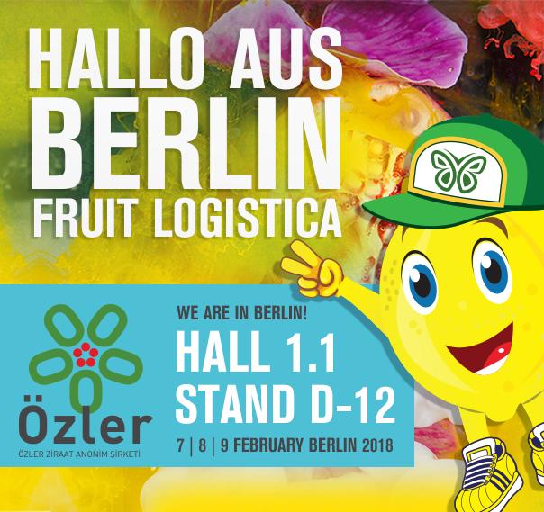 Berlin Fruit Logistica 2018