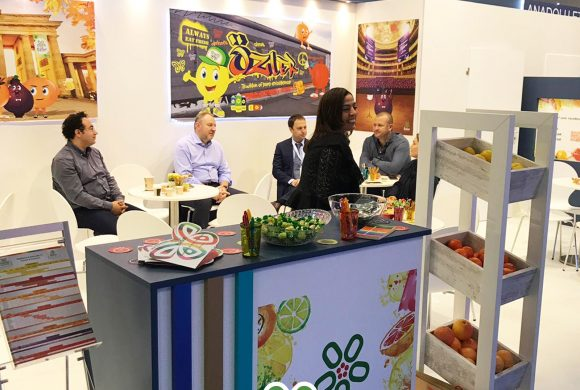 Images from Berlin Fruit Logistica 2019